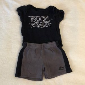 Reebok baby outfit